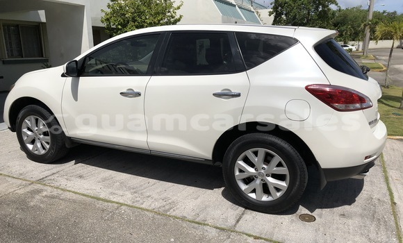 Buy Used Nissan Murano White Car in Tamuning in Tamuning