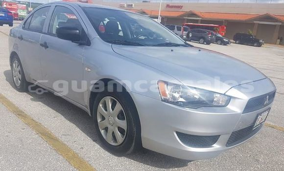 Buy Used Mitsubishi Lancer Silver Car in Yigo in Yigo