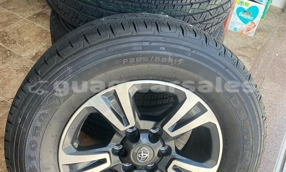 Medium with watermark brand new 2018 toyota tacoma wheels tires