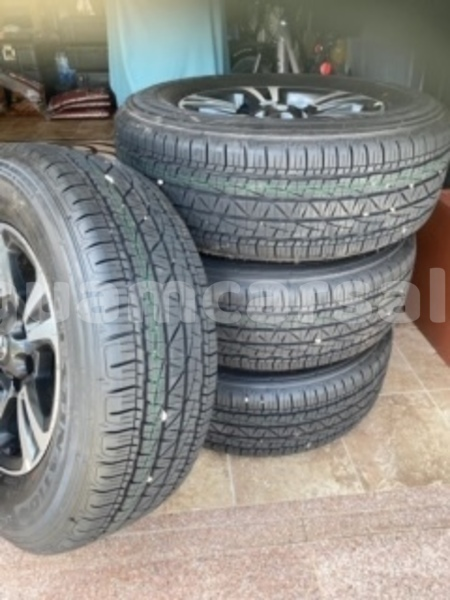 Big with watermark brand new 2018 toyota tacoma wheels tires 2