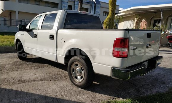 Buy Used Ford F–150 White Car in Tamuning in Tamuning