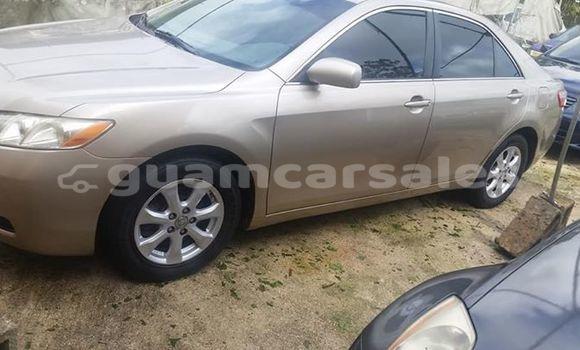 Buy Used Toyota Camry Silver Car in Yigo in Yigo