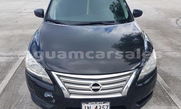 Buy Used Nissan Sentra Blue Car in Tamuning in Tamuning