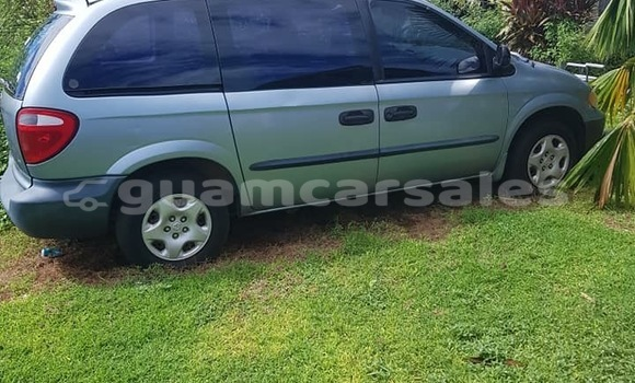 Buy Used Dodge Caravan Blue Car in Yigo in Yigo