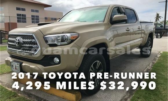 Buy New Toyota 4Runner Beige Car in Tamuning in Tamuning
