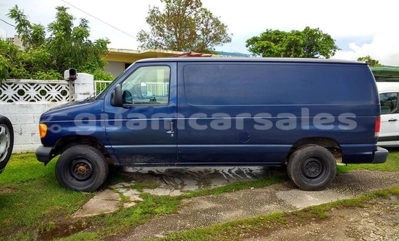 Buy Used Ford E–Series Van Blue Car in Tamuning in Tamuning