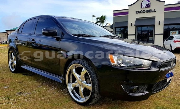 Buy Used Mitsubishi Lancer Blue Car in Dededo in Dededo