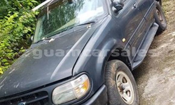 Buy Used Ford Explorer Blue Car in Chalan Pago in Chalan-Pago-Ordot