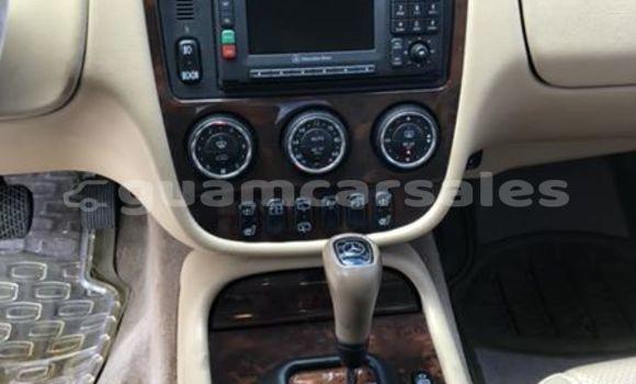 Buy Used Mercedes‒Benz ML–Class White Car in Tamuning in Tamuning