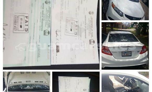 Buy Used Honda Civic White Car in Tamuning in Tamuning