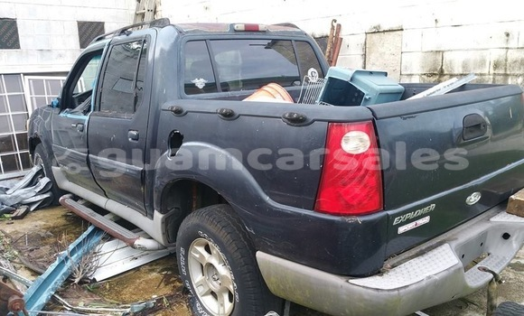 Buy Used Ford Pickup Black Car in Dededo in Dededo