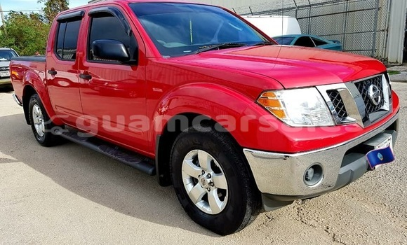 Buy Used Nissan Frontier Red Car in Dededo in Dededo