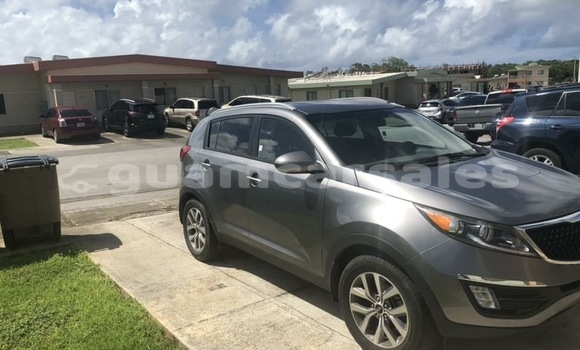 Buy Used Kia Sportage Silver Car in Dededo in Dededo