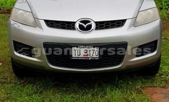 Buy Used Mazda CX–7 Silver Car in Yona in Yona