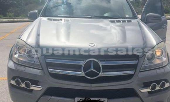 Buy Import Mercedes-Benz GL–Class Silver Car in Yona in Yona