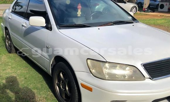 Buy Imported Mitsubishi Lancer White Car in Dededo in Dededo