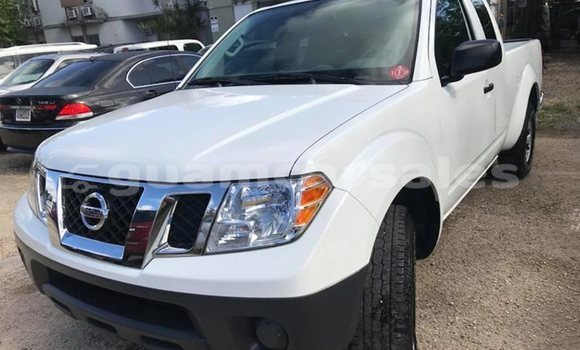 Buy Import Nissan Frontier White Car in Tamuning in Tamuning