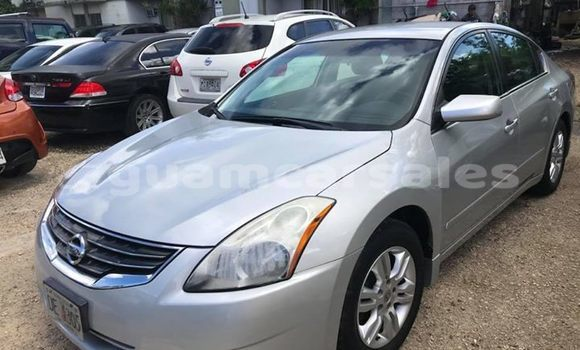 Buy Imported Nissan Altima Silver Car in Tamuning in Tamuning