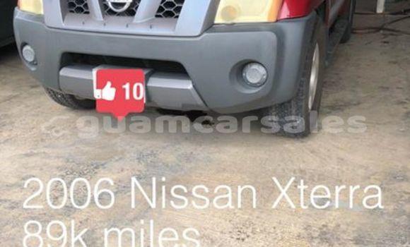 Buy Used Nissan Xterra Red Car in Dededo in Dededo