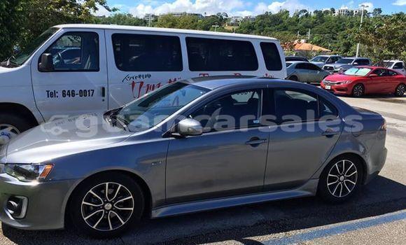 Buy Used Mitsubishi Lancer Silver Car in Tamuning in Tamuning