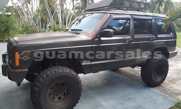 Buy Used Jeep Cherokee Other Car in Santa Rita in Agat