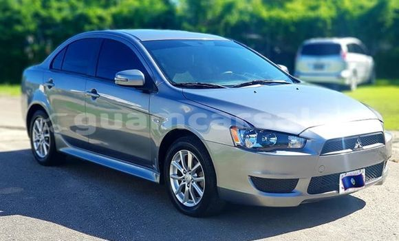 Buy Used Mitsubishi Lancer Silver Car in Dededo in Dededo
