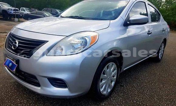 Buy Used Nissan Versa Silver Car in Dededo in Dededo