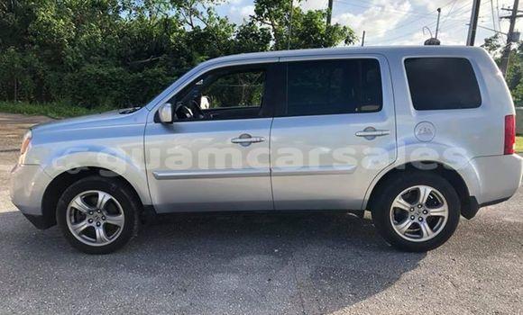 Buy Used Honda Pilot Silver Car in Dededo in Dededo