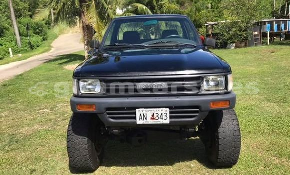 Buy Used Toyota Hilux Black Car in Yona in Yona