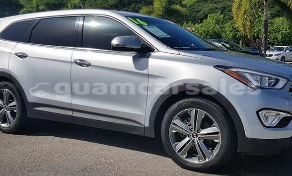 Buy Used Hyundai Santa Fe Silver Car in Yona in Yona