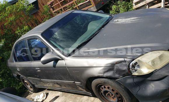 Buy Used Honda Civic Black Car in Yona in Yona