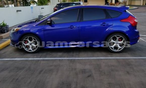 Buy Used Ford Focus Blue Car in Yigo in Yigo