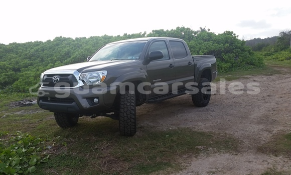 Buy Used Toyota Tacoma Green Car in Tamuning in Tamuning